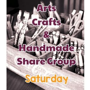 9/25 ARTS, CRAFTS AND HANDMADE SHARE GROUP